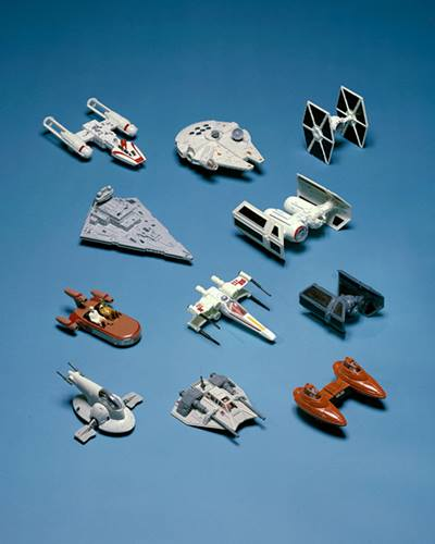 Star Wars Toy Ships : Star wars vintage die cast toys everything you ever